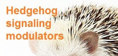 Hedgehog signaling modulators