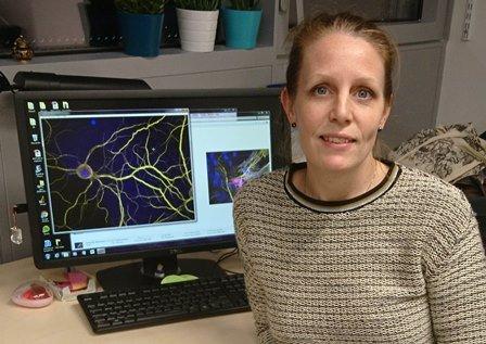 Emily Johansson, Hello Bio travel award winner