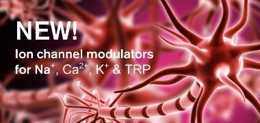 Browse ion channel modulators range