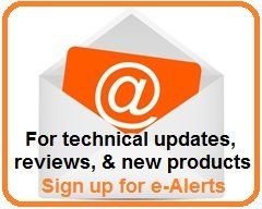 Sign up for e-Alerts